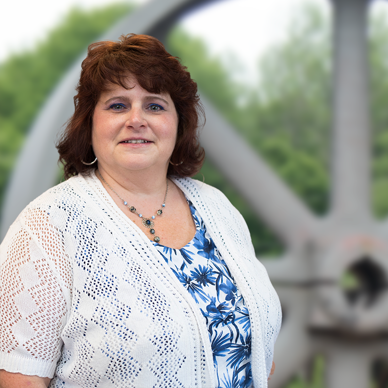 Kathy Haines, Customer Service Specialist