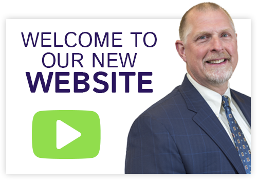 Welcome to our new website video.