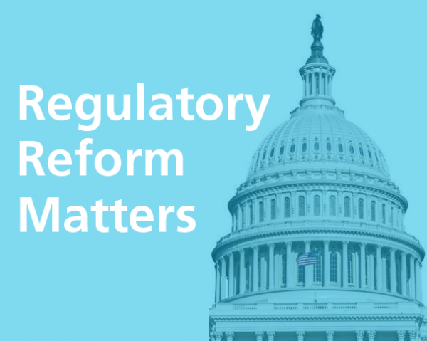 Regulatory Reform Matters