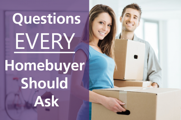 Homebuyer Questions