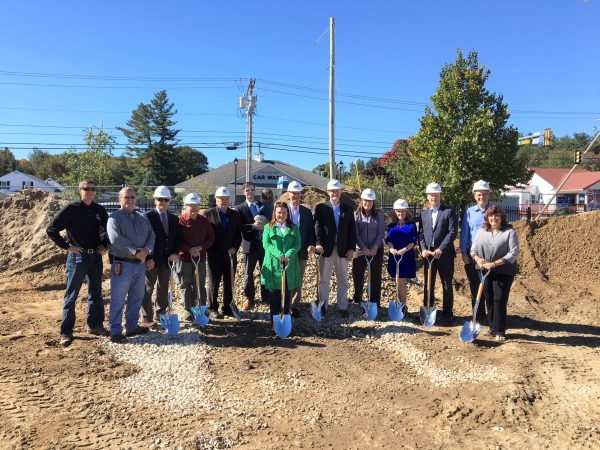 FSB Goffstown Groundbreaking