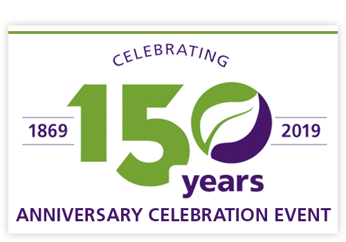 150th Anniversary Celebration