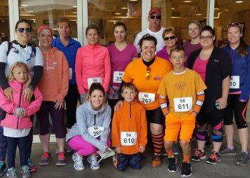 Tanger Fit for a Cure`