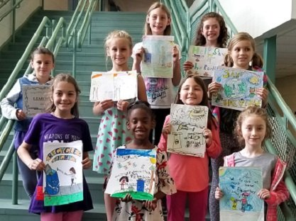 Youth Coloring Contest